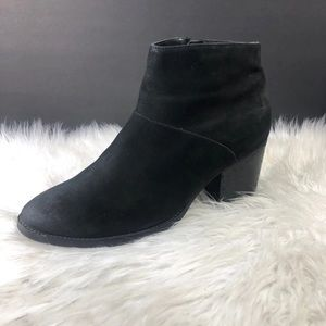 Blondo heeled booties size 10